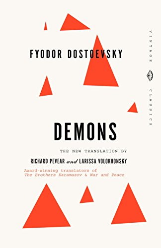 Demons: A Novel In Three Parts (Vintage Classics)