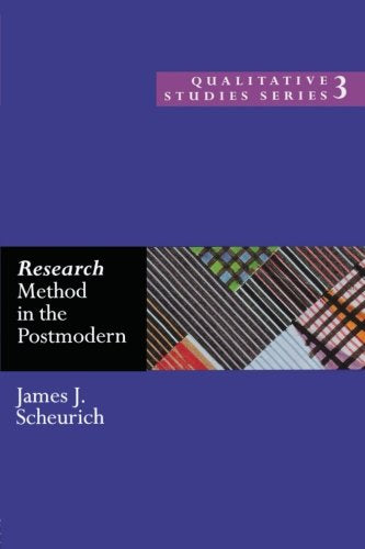 Research Method in the Postmodern (Educational Change and Development Series)