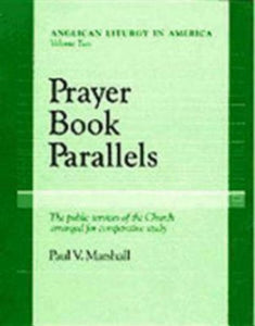 Prayer Book Parallels Volume 2
