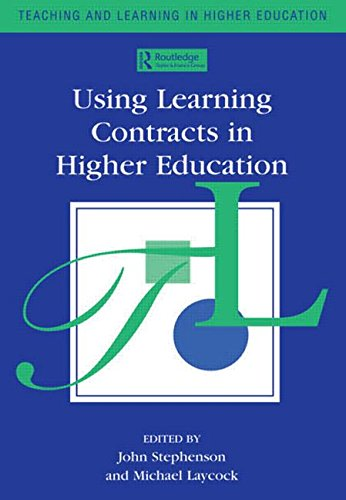 Using Learning Contracts in Higher Education (New History of Scotland)