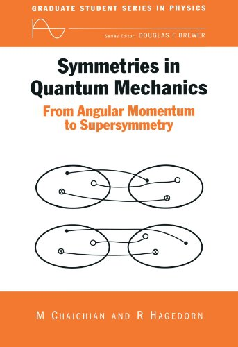 Symmetries in Quantum Mechanics: From Angular Momentum to Supersymmetry (PBK) (Graduate Student Series in Physics)