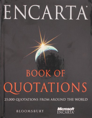 World Dictionary of Quotations (Encarta)