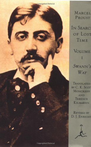 In Search of Lost Time, Volume 1: Swann's Way