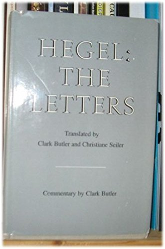 Hegel: The Letters