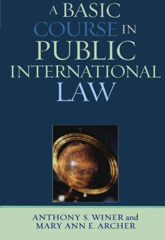 A Basic Course in Public International Law Research