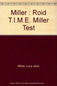 The T.I.M.E., Toddler and Infant Motor Evaluation: A Standardized Assessment