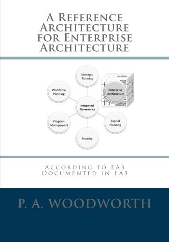 A Reference Architecture for Enterprise Architecture: According to EA3, Documented in EA3