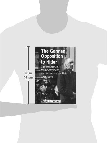 The German Opposition to Hitler: The Resistance, the Underground, and Assassination Plots, 1938-1945