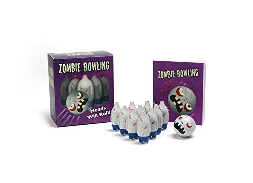 Zombie Bowling: Heads Will Roll! (Miniature Editions)