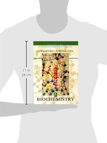Biochemistry, The Expression And Transmission Of Genetic Information (Volume 2)