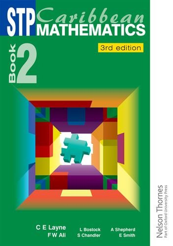STP Caribbean Maths Book 2 Third Edition (Bk. 2)