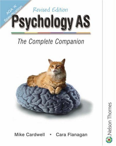 Psychology AS: The Complete Companion