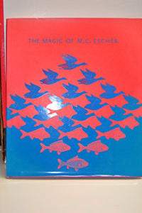 The Magic of M.C. Escher - With an Introduction by J.L. Locher, Designed by Erik The