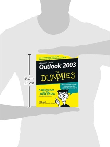 Outlook?2003 For Dummies