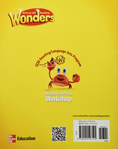 Mcgraw-hill Reading Wonders: Reading / Language Arts Program, Unit 9