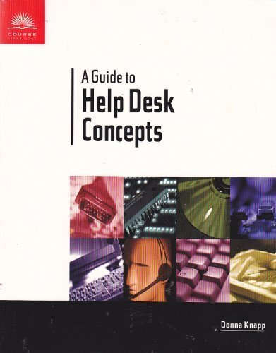 A Guide to Help Desk Concepts