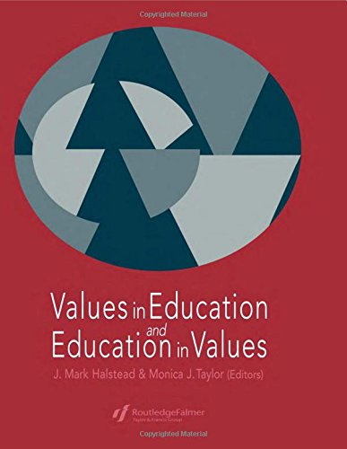 Values in Education and Education in Values
