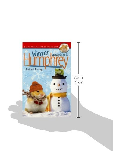 Winter According To Humphrey (Turtleback School & Library Binding Edition)
