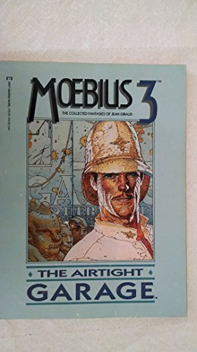 Moebius 3: The Airtight Garage (Epic Graphic novel)
