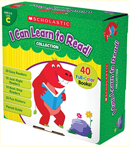 I Can Learn To Read Collection: Level C