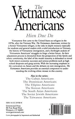 The Vietnamese Americans (The New Americans)