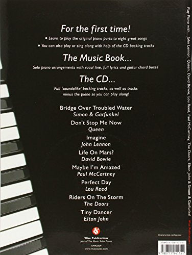 John Lennon,  Queen  , David Bowie, Lou Reed, Paul Mccartney, The  Doors  , Elton John And  Simon And Garfunkel  (Play Piano With ...)