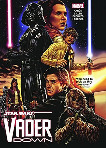 Vader Down (Turtleback School & Library Binding Edition) (Star Wars)