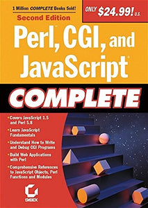 Perl, CGI, and JavaScript Complete, 2nd Edition