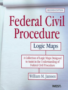 Federal Civil Procedure Logic Maps