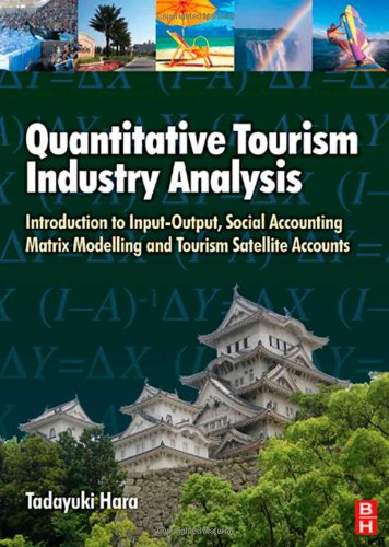 Quantitative Tourism Industry Analysis