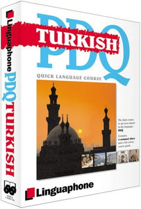 Turkish PDQ-Quick Comprehensive Course: Learn to Speak, Understand, Read and Write Turkish with Linguaphone Language Programs (Linguaphone PDQ) (Linguaphone PDQ) (Linguaphone PDQ)