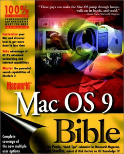 Macworld? Mac? OS 9 Bible