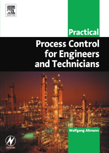 Practical Process Control for Engineers and Technicians (Practical Professional Books)