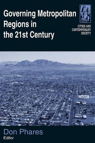 Governing Metropolitan Regions in the 21st Century (Cities and Contemporary Society (Paperback))