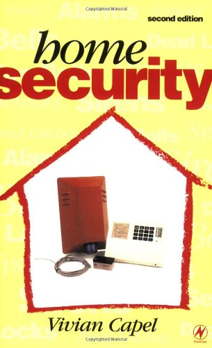 Home Security, Second Edition: Alarms, Sensors and Systems