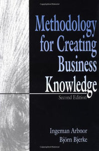 Methodology for Creating Business Knowledge