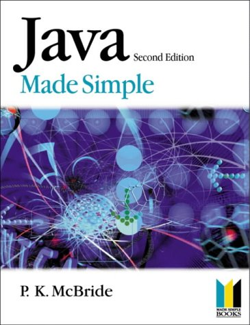 Java Made Simple (Made Simple Programming)