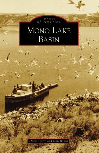Mono Lake Basin  (Images of America)