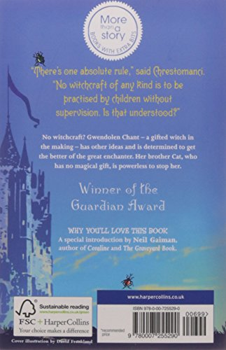 Charmed Life (The Chrestomanci Series)