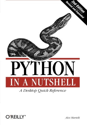 Python In A Nutshell, Second Edition (In A Nutshell)