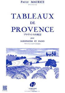 Tableaux de Provence (English and French Edition)