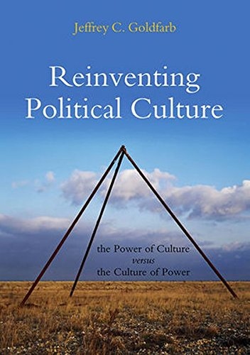 Reinventing Political Culture: The Power of Culture versus the Culture of Power
