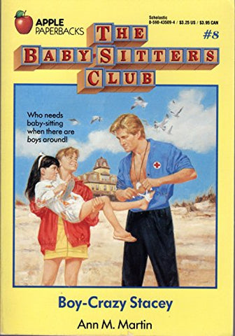 Boy-Crazy Stacey (Baby-Sitters Club)