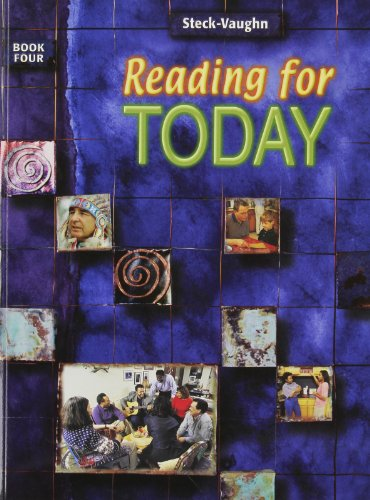 Reading for Today: Student Edition Level 4 Revised Revised