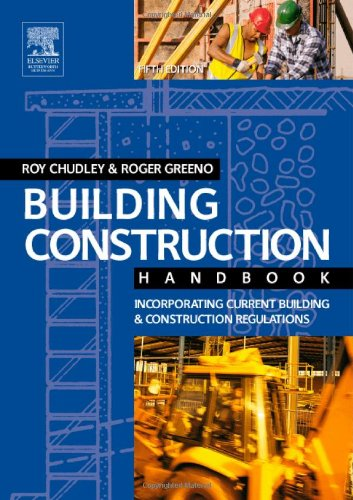 Building Construction Handbook, Fifth Edition