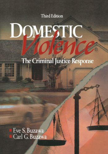 Domestic Violence: The Criminal Justice Response