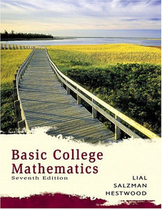Basic College Mathematics (7Th Edition)
