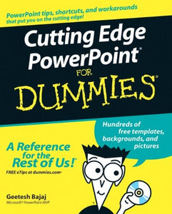 Cutting Edge PowerPoint For Dummies
