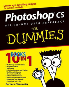 Photoshop CS All-in-One Desk Reference For Dummies