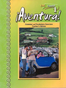 Aventura-Grammar and Vocabulary Exercises Teacher's Edition (Espanol 1)